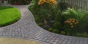 Garten Planen Beispiele : pflasterbau pflasterverlegung g rtner gartengestaltung ~ Lizthompson.info Haus und Dekorationen