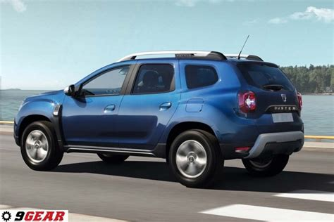 renault duster 2019 2019 dacia duster front high resolution image car