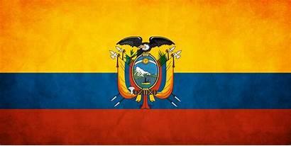 Ecuador Flag Grunge Ecuadorian Cannabis Flags Amounts