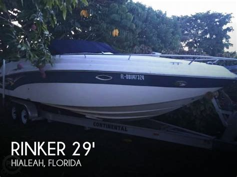 Used Rinker Boats For Sale by Rinker Boats For Sale In Florida Used Rinker Boats For