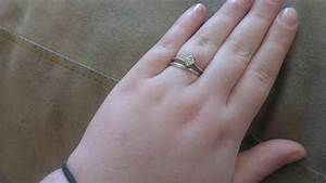 style of your engagement wedding ring what39s your With wedding rings for fat fingers