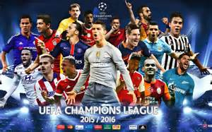 The UEFA <b>Champions</b> <b>League</b>: Round