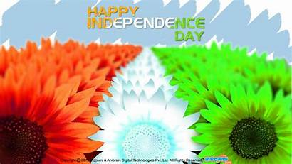 Independence Wallpapers Happy Desktop India Indian Republic