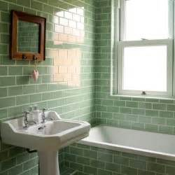 green tile bathroom ideas attractive green bathrooms decozilla