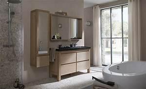 Meuble Salle De Bain Castorama : salle de bains harmon castorama ~ Melissatoandfro.com Idées de Décoration