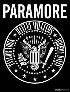 Paramore Band Logo Related Keywords - Paramore Band Logo ...
