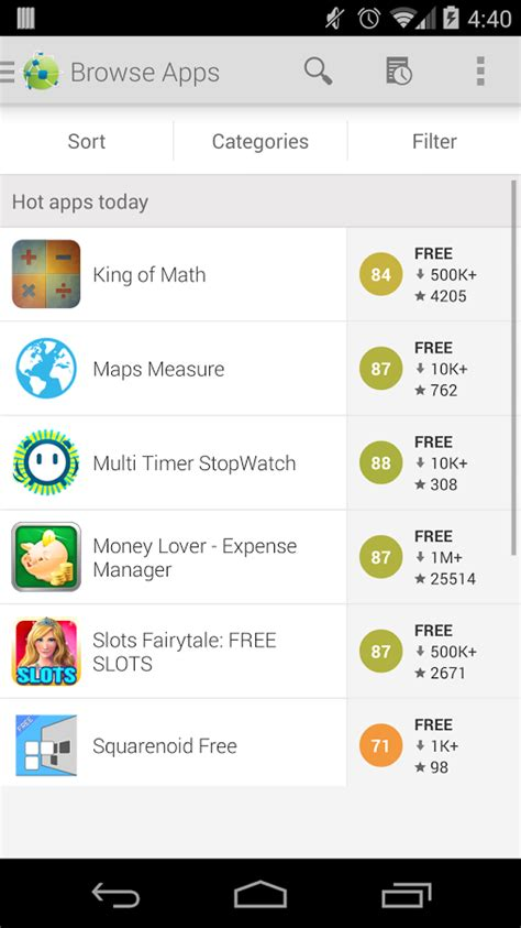 android app marketing appbrain app market android apps on play