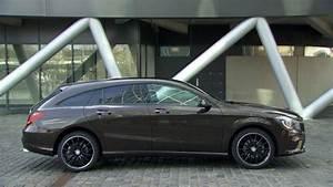 Mercedes Benz Cla 180 Shooting Brake : fahrbericht mercedes benz cla 180 shooting brake youtube ~ Jslefanu.com Haus und Dekorationen