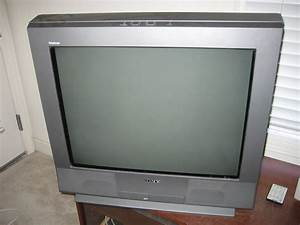27 U0026quot  Flat Screen Tv  Sony Trinitron Wega