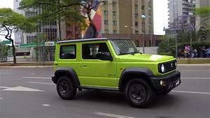 Suzuki Jimny Sierra Estreia Nova Gera U00e7 U00e3o No Brasil E Chega