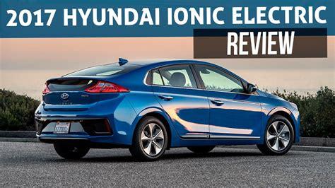 Hyundai Electric Car 2017