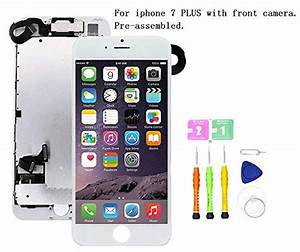 For Iphone 7 Plus Screen Replacement Kit White 5 5 U2033 Lcd
