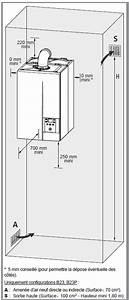 Chaudiere Gaz Condensation Ventouse : chaudi re condensation de type ventouse rt2012 ~ Edinachiropracticcenter.com Idées de Décoration