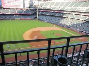 Minute Park Section 310 Houston Astros