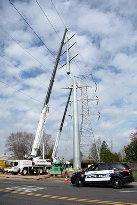 nj central power and light jcp l completes numerous projects prior to summer season
