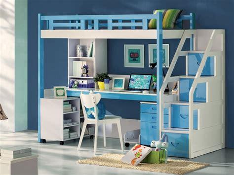 Kinderzimmer Junge Hochbett by Jugendzimmer Jungen Mit Hochbett
