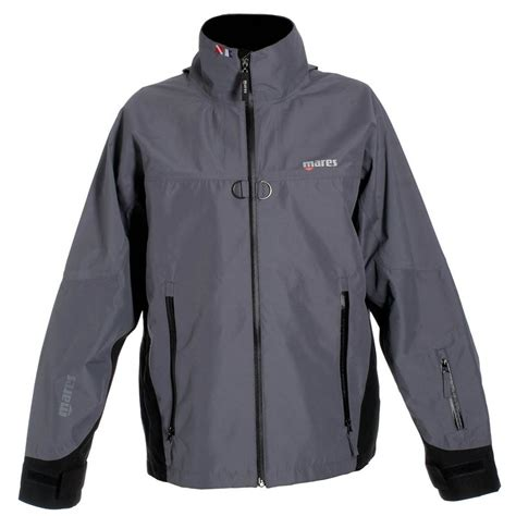 Dive Clothing by Mares Mens Technical Jacket