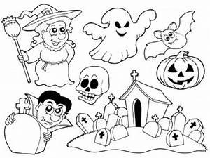 Dessin Facile Halloween : s lection de dessins de coloriage halloween imprimer sur ~ Melissatoandfro.com Idées de Décoration