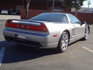 Buy used 2003 Acura NSX 3.2 Damaged Salvage RUNS! Rare ...