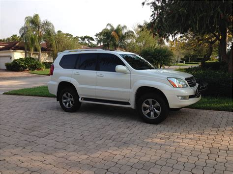 lifted lexus gx460 gx470 wheel tire lift picture combination thread ih8mud