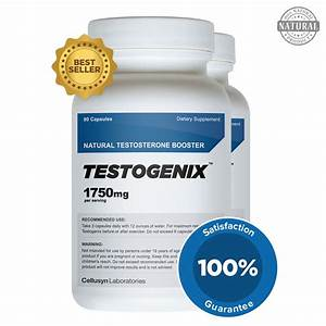 Testogenix 2pack
