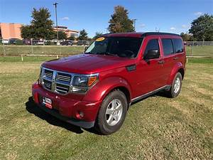 Dodge Truck Nitro Color Red   Trocas En Venta Dallas
