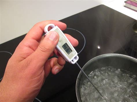 How Much Does Water Cool When Pouring?