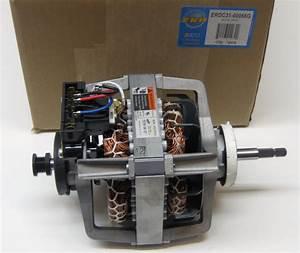 Dryer Motor For Samsung Dc31