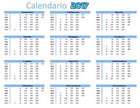 calendario annuale da scaricare gratis stampare