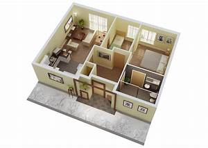 Home Design: Killer 3d Home Plans And Designs 3d Home ...