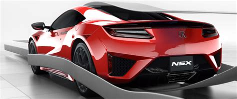 2019 Acura Nsx Horsepower by 2019 Acura Nsx Engine Performance And Maximum Top Speed