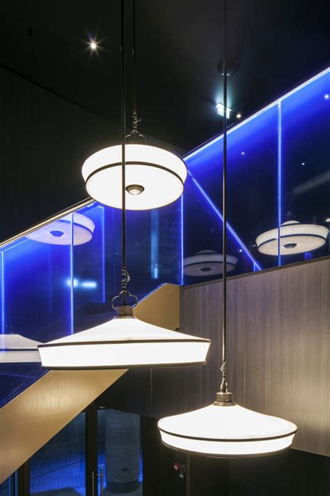 Designer Lighting by Yauatcha Teahouse Lighting By Paul Nulty Lighting Design