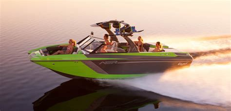 Tige Boats Surf System by Tig 233 Asr Up And Wakeboard Boats