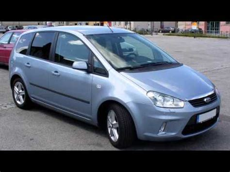 ford focus  max  youtube