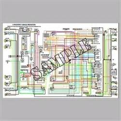 Wiring Diagram Bmw R80 R100 R100t  1978  Full Color  Laminated
