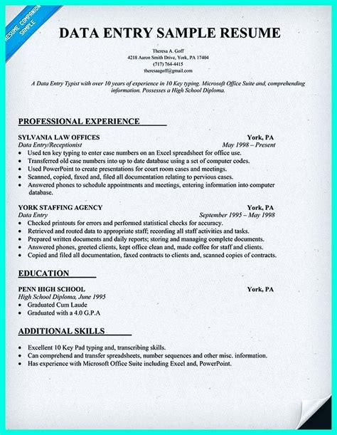 pin  resume sample template  format sample resume