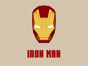 Iron Man Vector Edition by Mathieu Hervouët - Dribbble