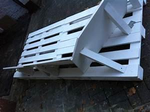 Palettenmöbel Selber Bauen : palettensofa sofa selber bauen teil 2 palettenbett und ~ Michelbontemps.com Haus und Dekorationen