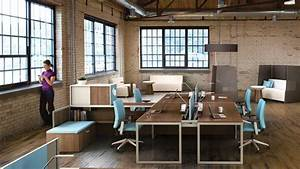 Steelcase Tour Workspace Corporate Interiors