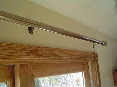traverse curtain rods for sliding glass doors how to install traverse side rails autos post