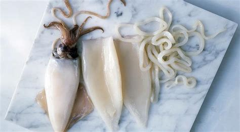 how to clean a squid how to clean squid calamari an easy step by step guide