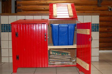 kitchen cabinet recycling center kitchen recycle center by gina lumberjocks com