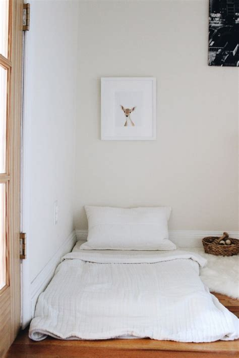 floor bed 1000 ideas about toddler floor bed on floor beds montessori bedroom and black house