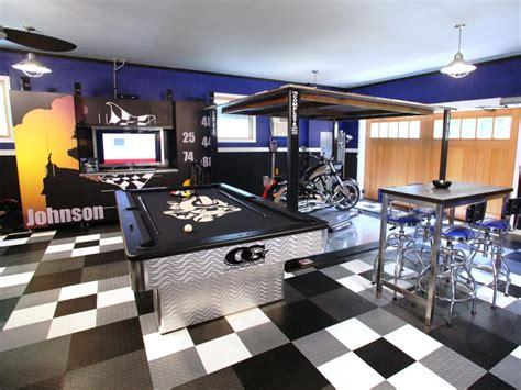 gifts for garage cave jimmie johnson s cave gift caves diy