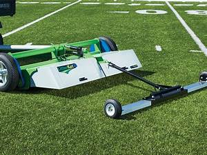 Litterkat Synthetic Turf Sweeper By Greensgroomer