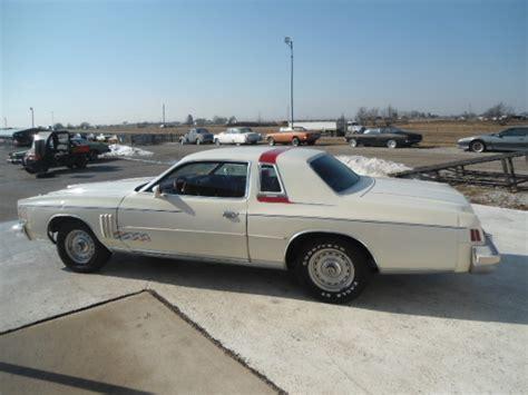 1979 Chrysler 300 For Sale by 1979 Chrysler 300 For Sale In Staunton Illinois Car