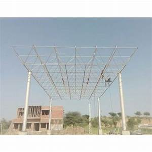 Iron Canopy Structure At Rs 3860  Square Meter