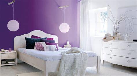 deco chambre violette la chambre des jeunes filles s habille de violet