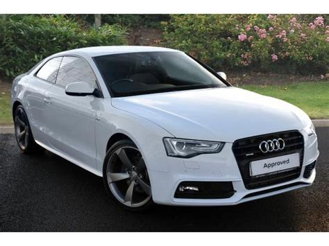 audi 3 0 tdi betroffen used audi a5 3 0 tdi 245 quattro black edition 2dr s tronic diesel coupe for sale hereford audi