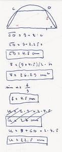 Durchmesser Berechnen Mit Umfang : gleichschenkliges trapez mit ab als durchmesser des umkreises mathelounge ~ Themetempest.com Abrechnung